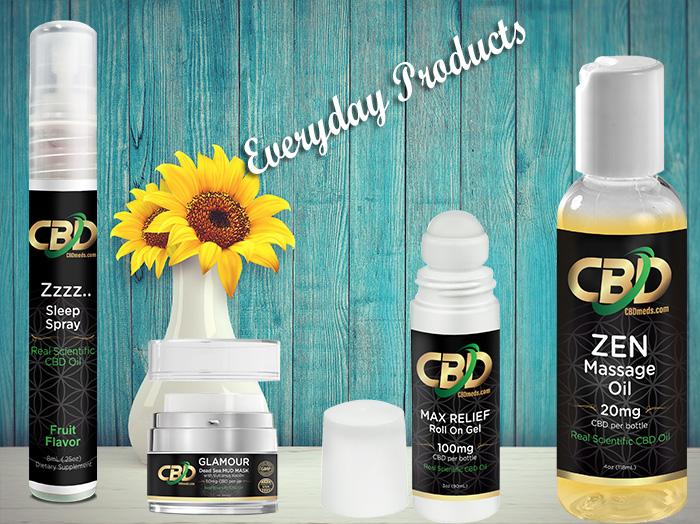 Everyday CBD Products